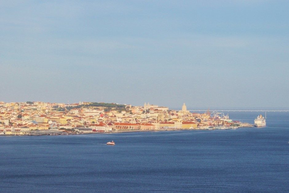 Scenic Viewpoints in Lisbon #9: Cristo Rei