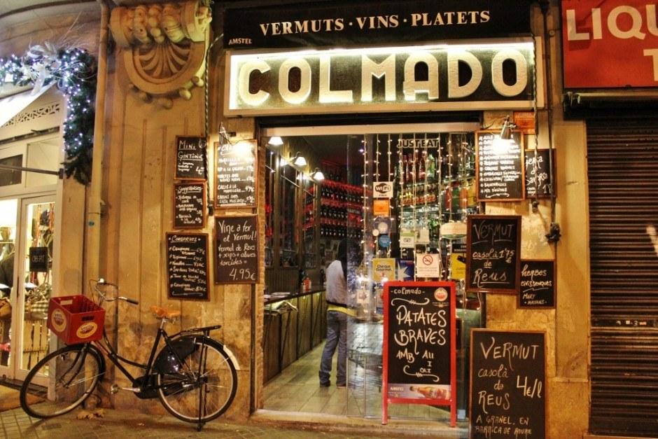 Tapas Bars in Barcelona: Colmado