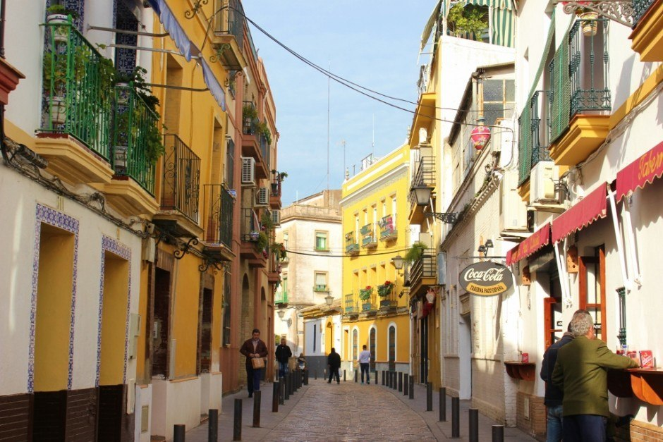 Neighborhoods in Seville #3: Triana - The streets of Triana