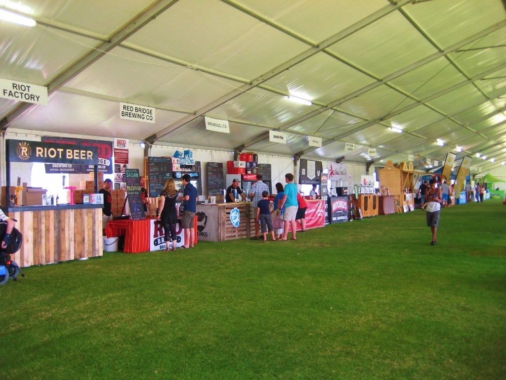 Cape Town Festival of Beer JetSetting Fools