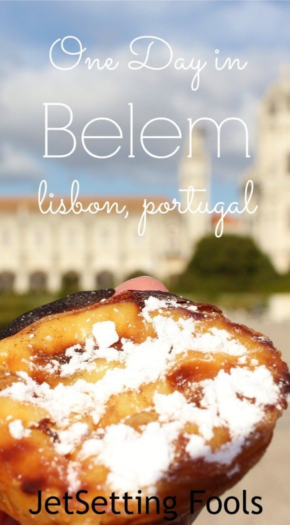 One Day in Belem Pasteis Lisbon Portugal JetSetting Fools