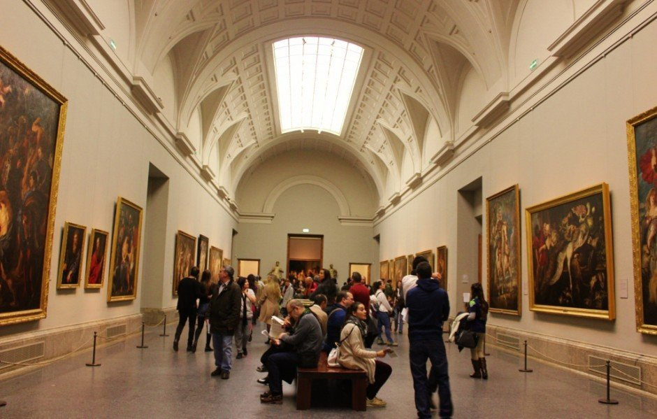 Prado Museum Self Guided Tour