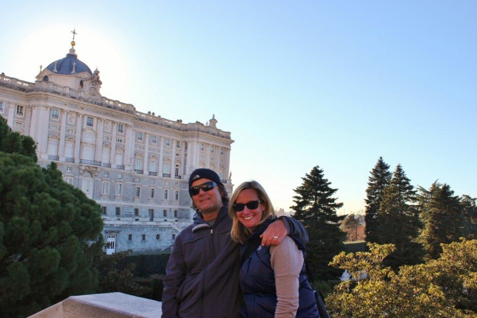 A Self-Guided Walking Tour to Sights in Madrid #6 Royal Palace