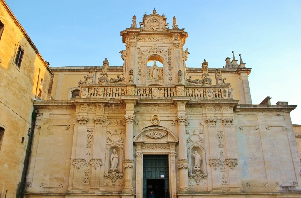 14 churches of Lecce Italy Jetsetting Fools
