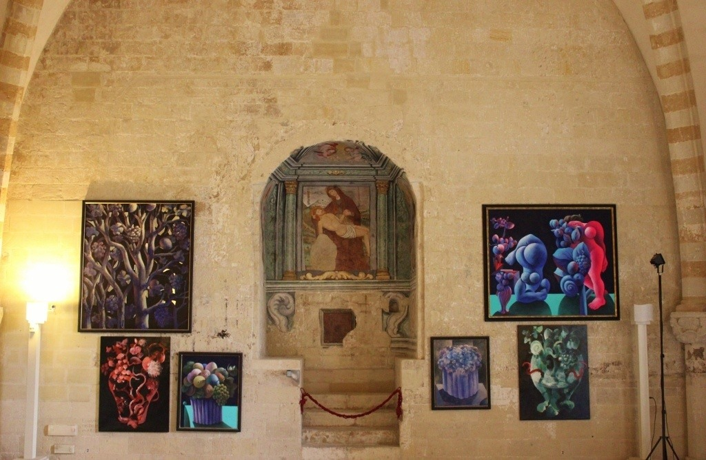 Lecces Castello Di Carlo V Art Gallery