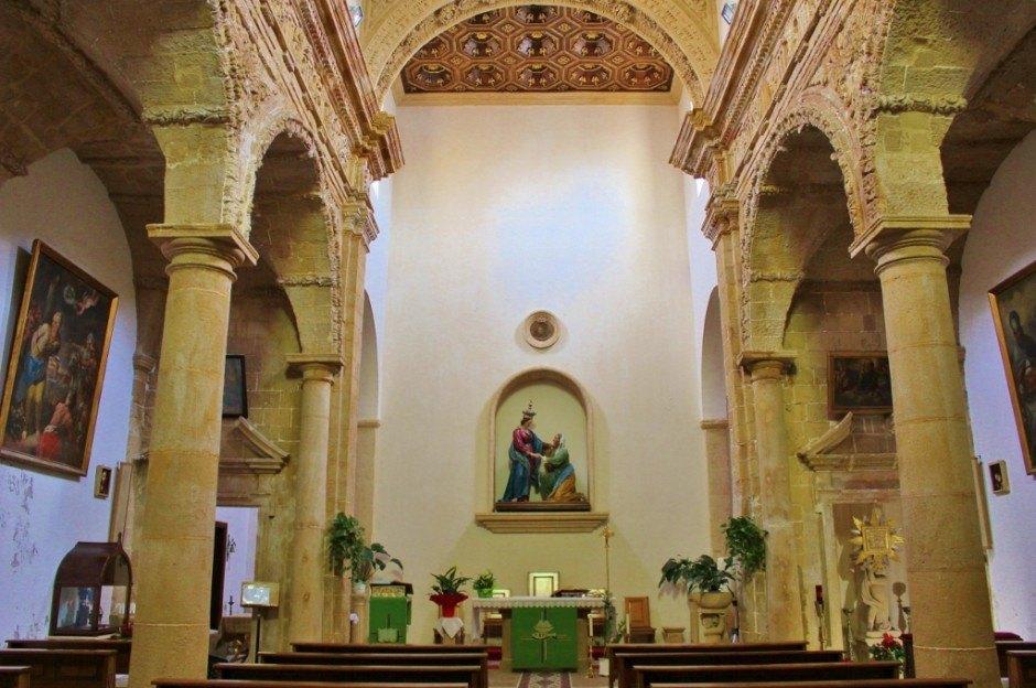 Day trip to Gallipoli, Italy: Chiesa di Santa Maria del Canneto