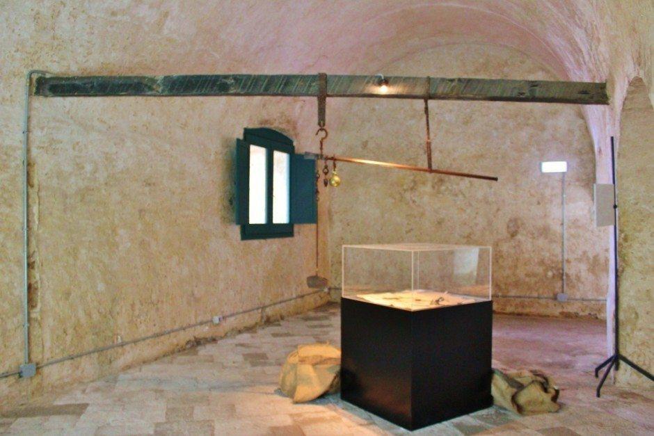 Day trip to Gallipoli, Italy: Castle: Castello di Gallipoli