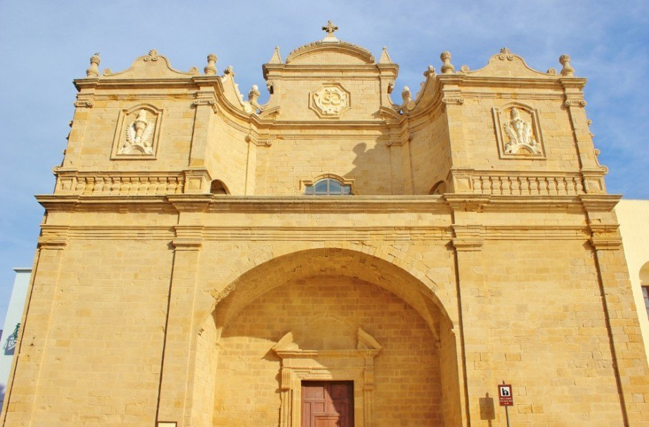 Day trip to Gallipoli, Italy: Chiesa di San Francesco d'Assisi