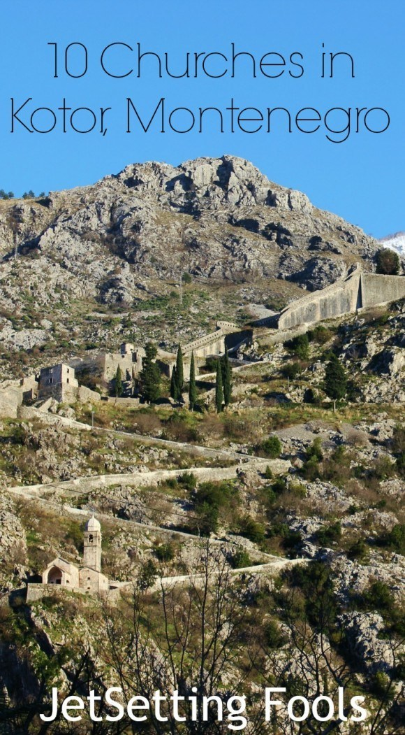 10 Churches in Kotor Montenegro JetSetting Fools