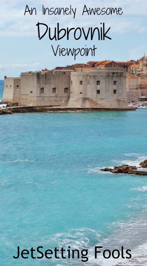 An insanely awesome Dubrovnik Viewpoint Croatia JetSetting Fools