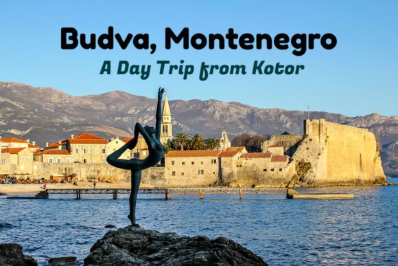Budva, Montenegro A Day Trip from Kotor by JetSettingFools.com
