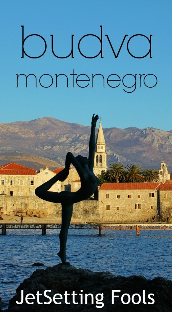 Budva Montenegro a day trip from Kotor JetSetting Fools