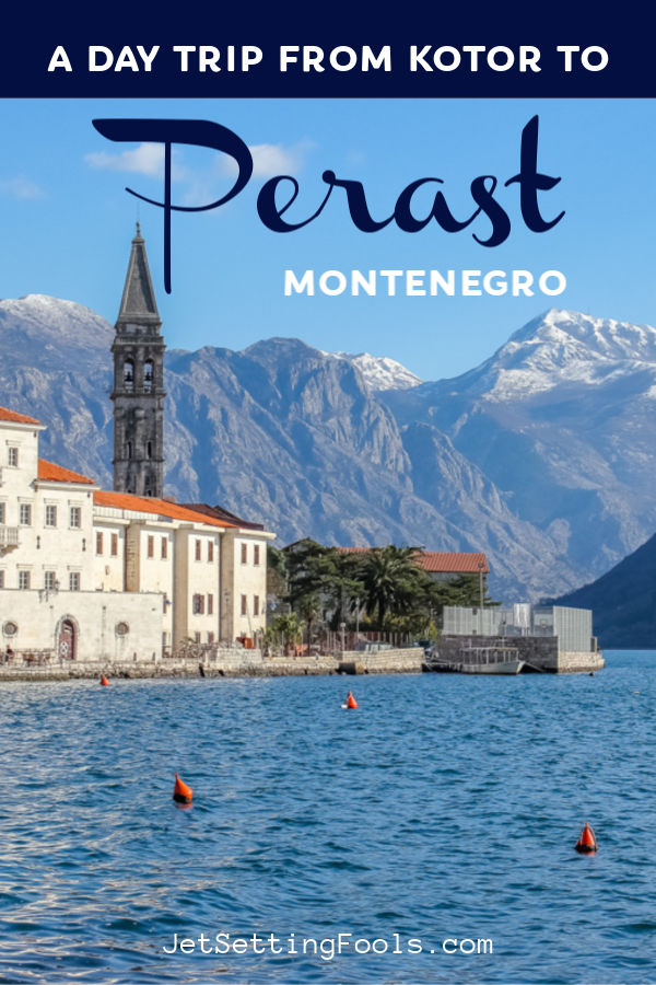 Day Trip from Kotor to Perast, Montenegro by JetSettingFools.com