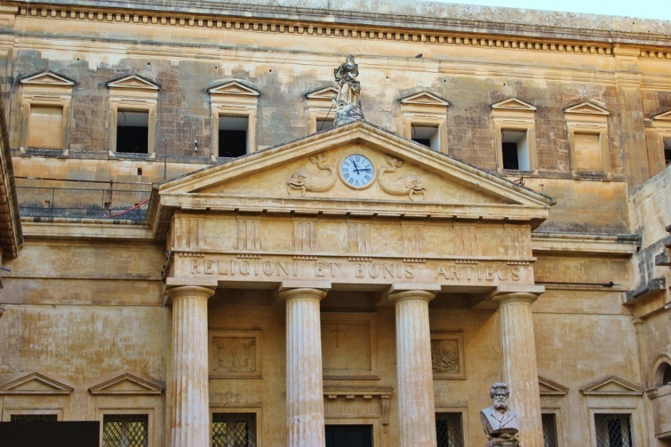Our month-long stay in Lecce allowed us to savor the architecture.