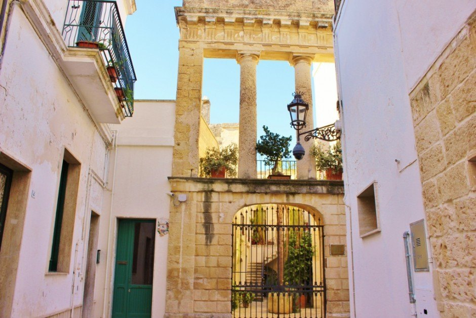 During our month-long stay in Lecce, we investigated almost every street of the old town