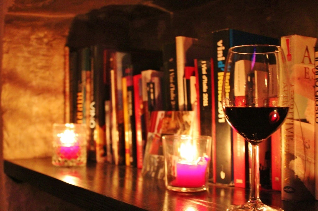 Bars in Lecce, Italy: Vineria Santa Cruz