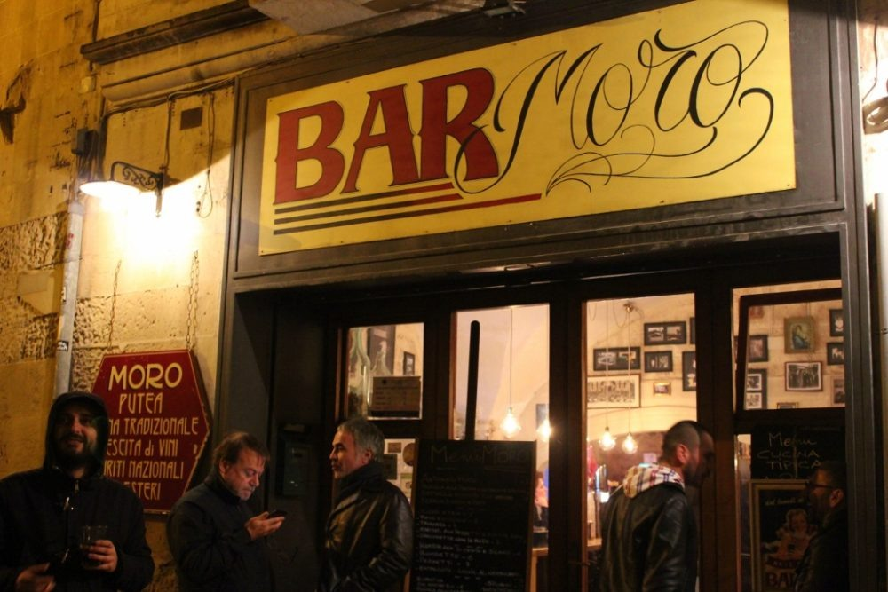 Bar Moro in Lecce, Italy