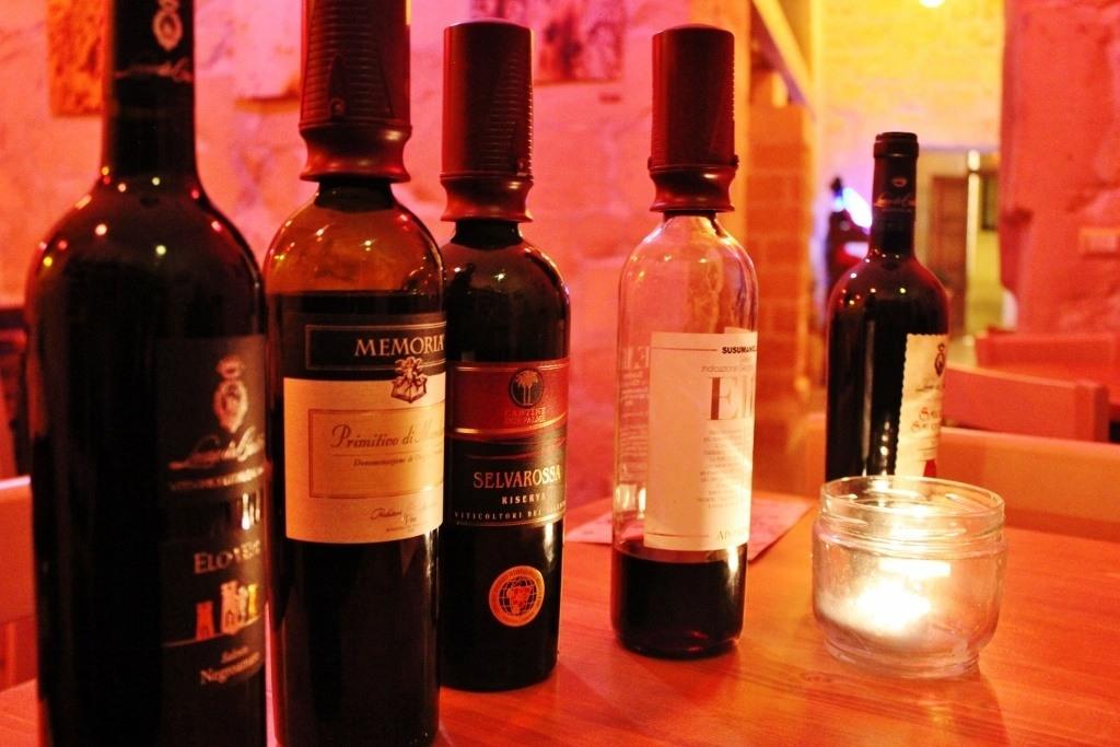 Bars in Lecce, Italy: Viveur