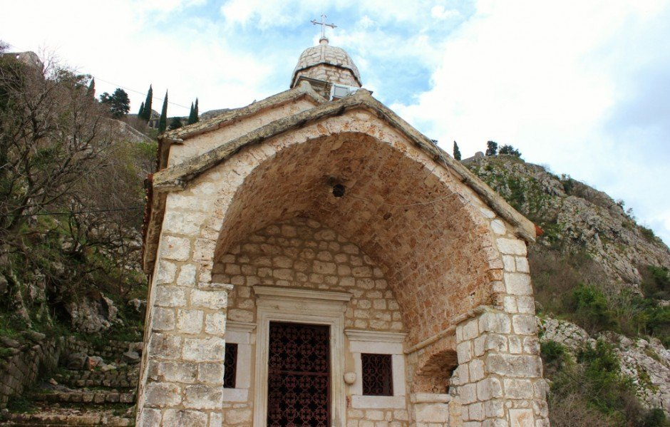 Hiking in Kotor: The Church of Our Lady of Remedy