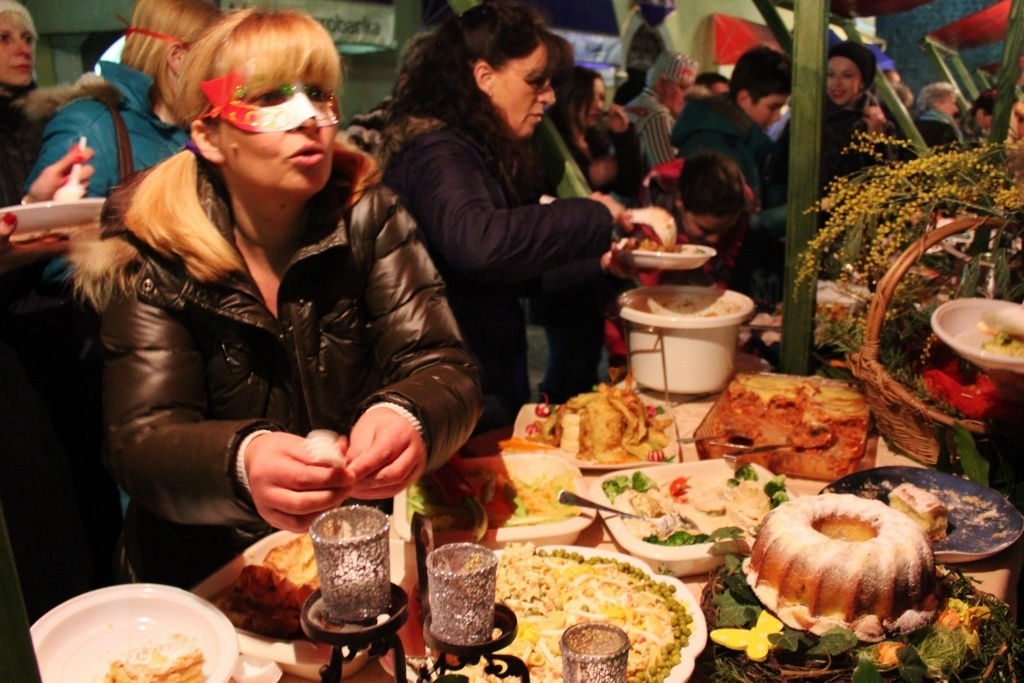 Kotor Winter Karneval: Cooks dish up local cuisine