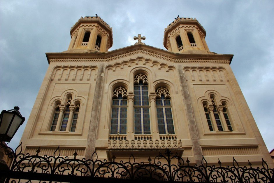 Dubrovnik sights: Serbian Orthodox Church