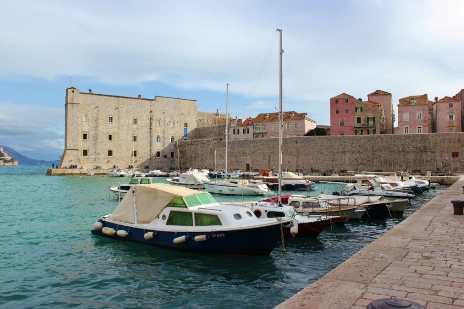 Dubrovnik Sights: Old Port
