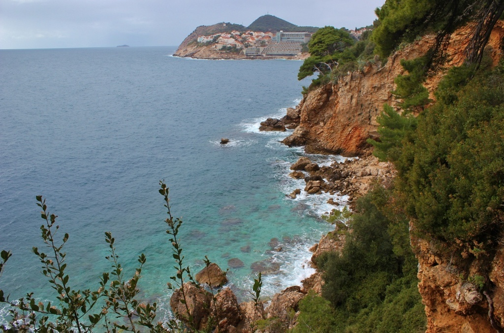 A Dubrovnik nature walk along the rugged coast