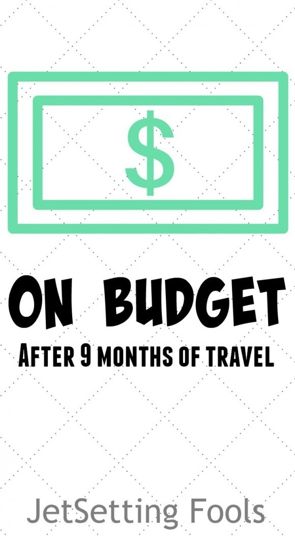 On Budget After 9 months of travel JetSetting Fools