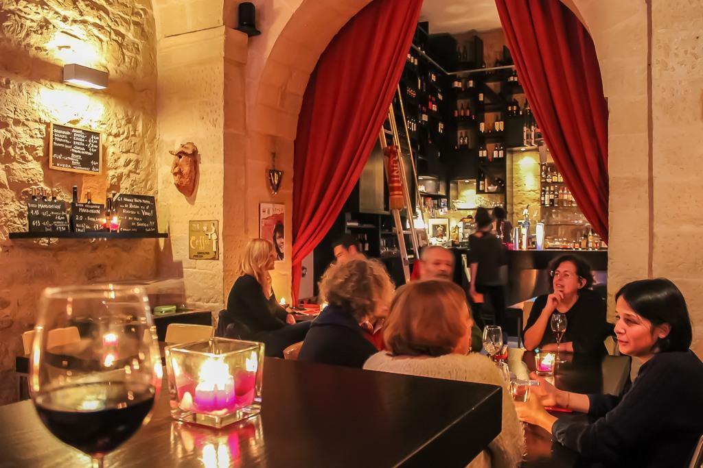 Santa Cruz Wine Bar, Lecce, Puglia, Italy