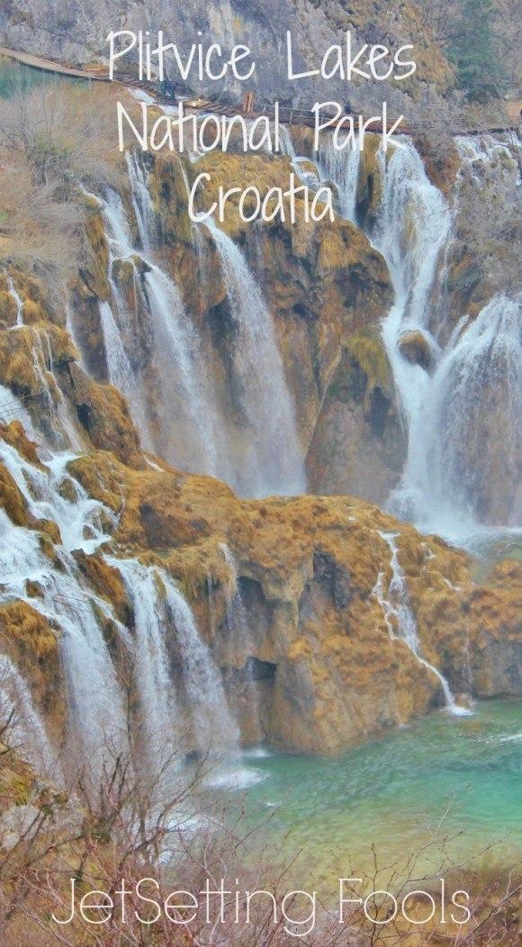 Arrival to Plitvice Lakes Waterfalls