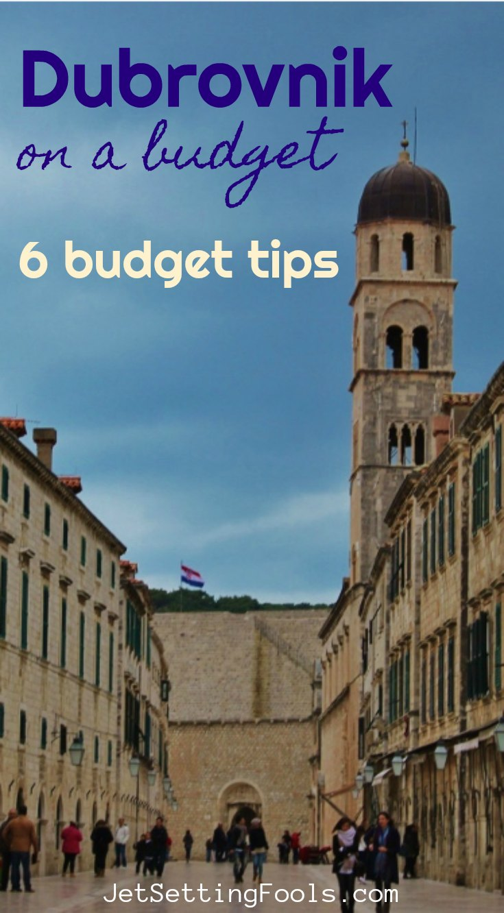Dubrovnik on a Budget 6 Budget Tips for your trip JetSettingFools.com
