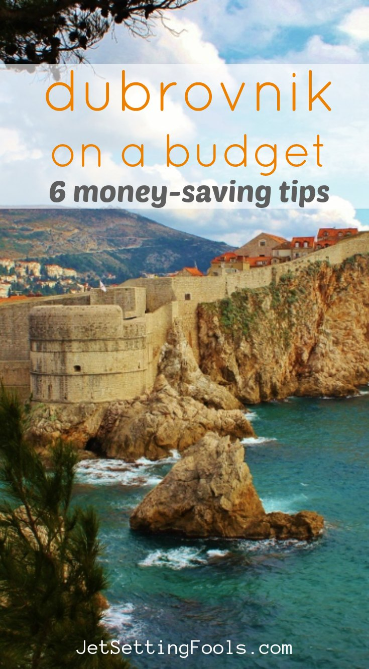 Dubrovnik on a Budget 6 money saving tips for your trip JetSettingFools.com