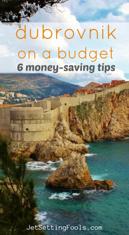 Dubrovnik on a Budget 6 money saving tips for your trip JetSettingFools.com