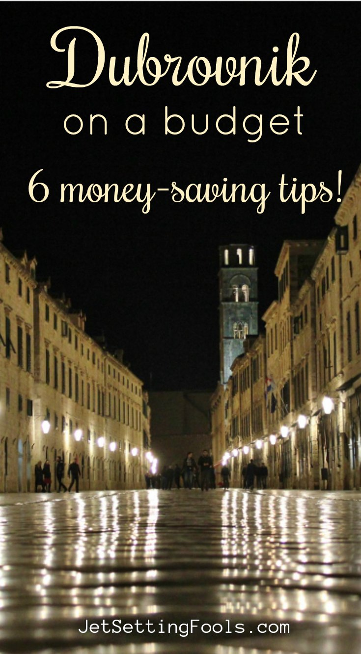 Dubrovnik on a budget Six Money Saving Tips for your trip JetSettingFools.com