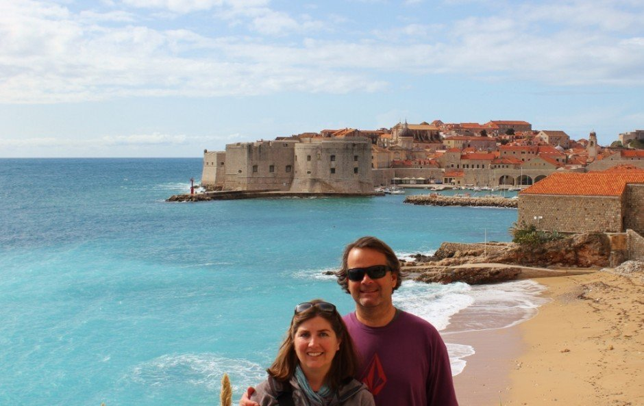 Dubrovnik on a budget: Scenic lookout points