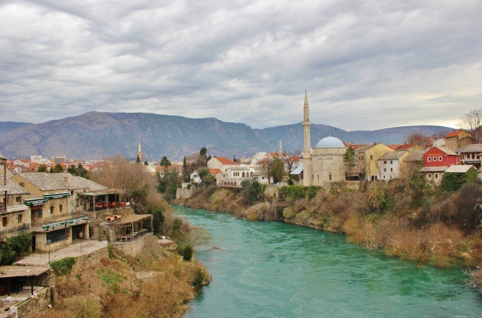 Our week in Mostar: We felt a strong connection with the city