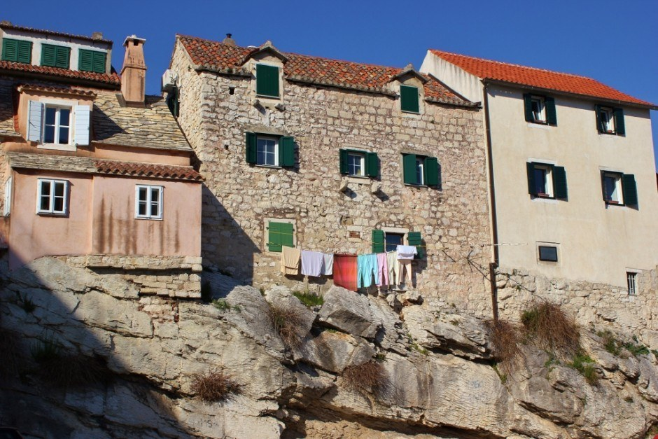 Sights to See in Split, Croatia: The Varos neighborhood