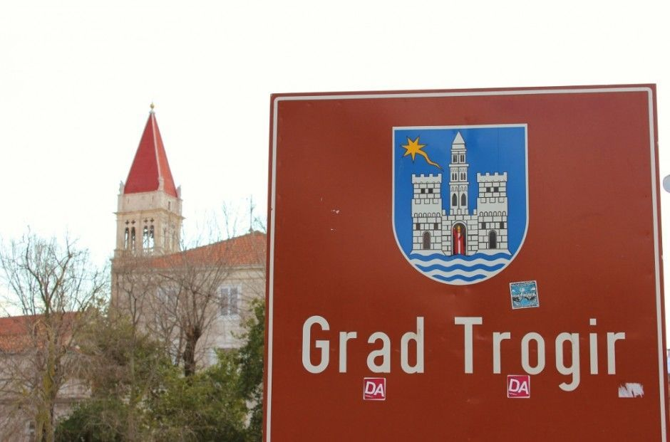 Day trip to Trogir