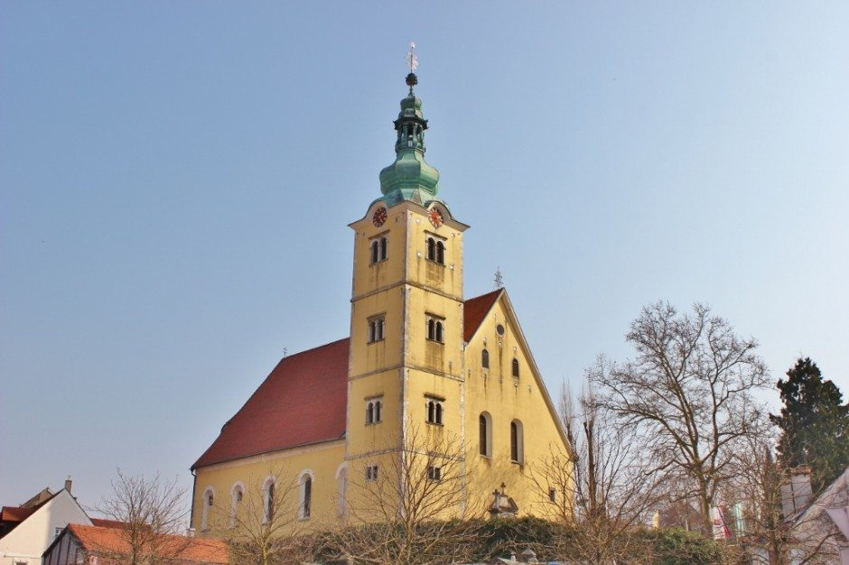 Day Trip to Samobor: Church of St. Anastasia (Crkva Sv. Anastazije)