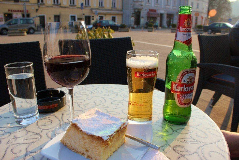Day Trip to Samobor for Kremsnite, a custard cake