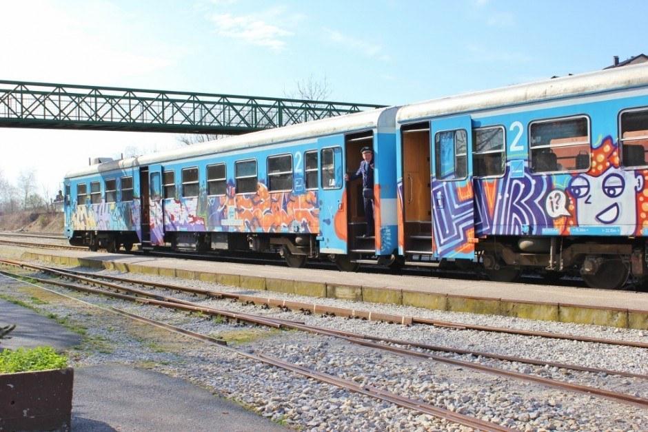 Day trip to Krapina Croatia from Zagreb by train