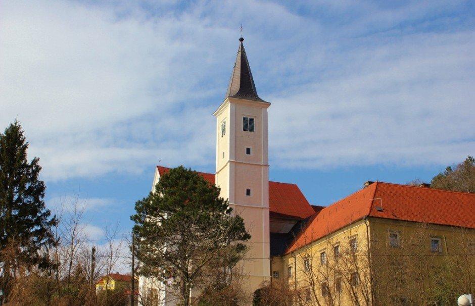 Krapina, Croatia: St. Catherine's Church