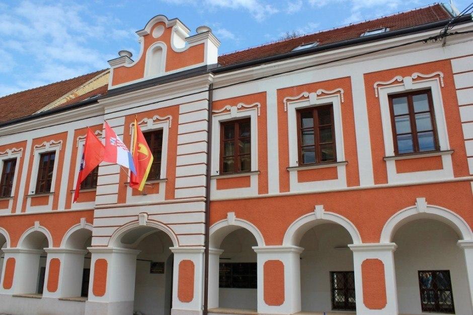 Krapina, Croatia: City Hall
