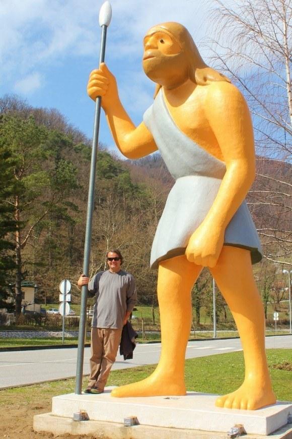 Day trip to Krapina, Croatia visit Neanderthal Museum