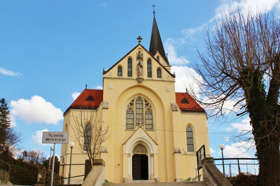 Krapina, Croatia: St. Nicholas Parish Church