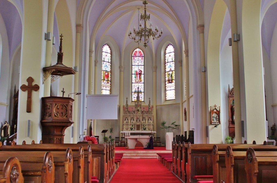 Krapina, Croatia: St. Nicholas Parish Church inside