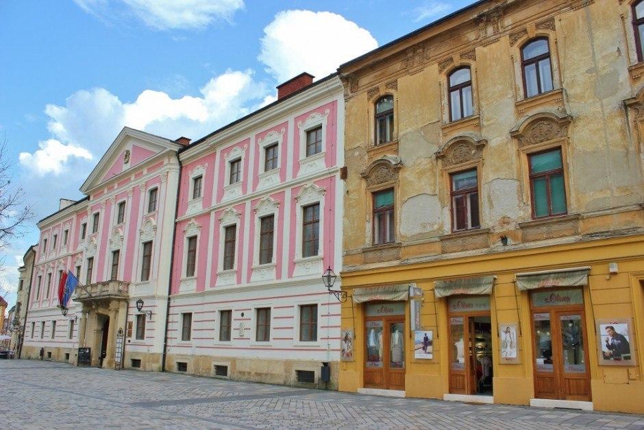Varazdin: Franjevacki Square