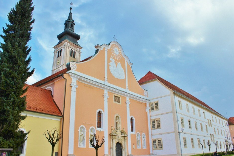 Things to do in Varazdin: visit the Cathedral
