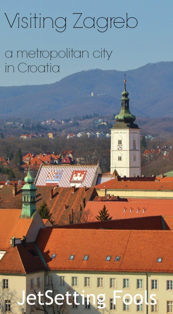 Visiting Zagreb Metropolitan City Croatia