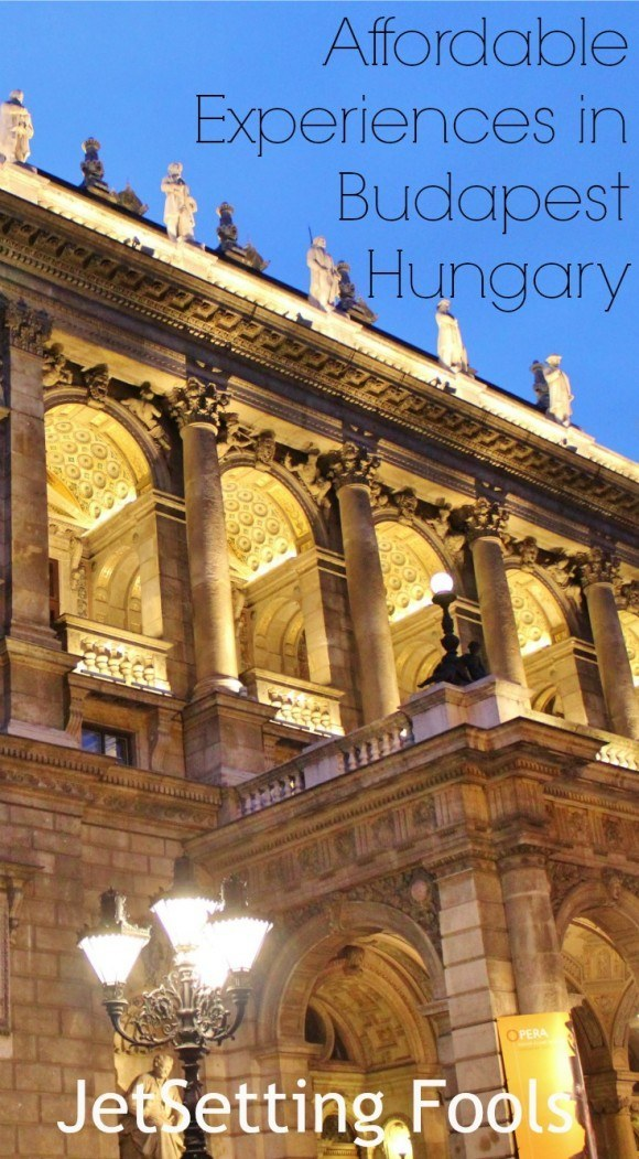 Affordable Experiences in Budapest Hungary